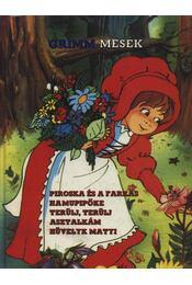 Grimm mesék - Marosiné Horváth Erzsébet, Jakob Grimm, Wilhelm Grimm - Régikönyvek