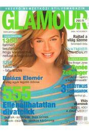 Glamour 2004. november - Maróy Krisztina - Régikönyvek