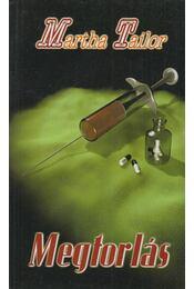 Megtorlás - Martha Tailor - Régikönyvek