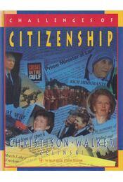 The Challenge of Citizenship - Matt Christison - Régikönyvek