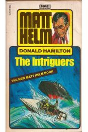 The Intriguers - Matt Helm - Régikönyvek