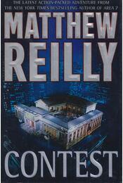 Contest - Matthew Reilly - Régikönyvek