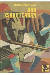 Hód zsákutcában - Mattyasovszky Jenő - Régikönyvek