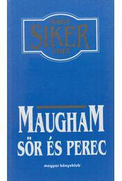 Sör és perec - Maugham, W. Somerset - Régikönyvek