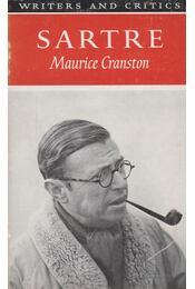 Sartre - Maurice Cranston - Régikönyvek