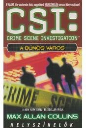 A bűnös város - Max Allan Collins - Régikönyvek