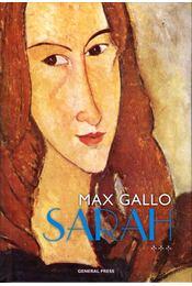 Sarah - Max Gallo - Régikönyvek