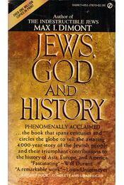 Jews, God and History - Max I. Dimont - Régikönyvek