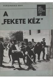 A Fekete Kéz - May, Ferdinand - Régikönyvek