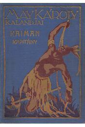 Kaiman kapitány - May Károly - Régikönyvek