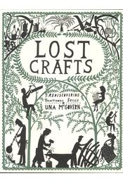 Lost Crafts - McGOVERN, UNA - Régikönyvek