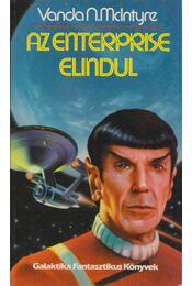 Az Enterprise elindul - McIntyre, Vonda M. - Régikönyvek