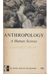 Anthropology - Mead, Margaret - Régikönyvek