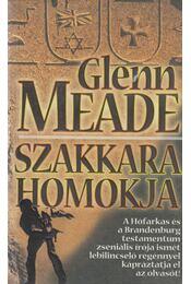 Szakkara homokja - Meade, Glenn - Régikönyvek