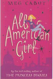 All American Girl - Meg Cabot - Régikönyvek