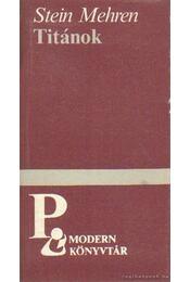 Titánok - Mehren, Stein - Régikönyvek