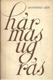 Hármasugrás - Mesterházi Lajos - Régikönyvek