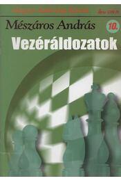 Vezéráldozatok - Mészáros András - Régikönyvek