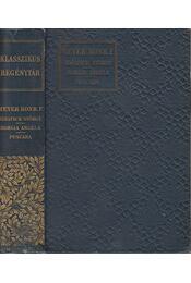 Jenatsch György; Borgia Angela; Pescara megpróbáltatása - Meyer, Conrad Ferdinánd - Régikönyvek