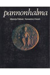Pannonhalma - Mezödy Ö. István, Keresztury Dezső - Régikönyvek
