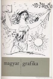 Magyar Grafika 1965. 1-6. szám ( teljes ) - Régikönyvek