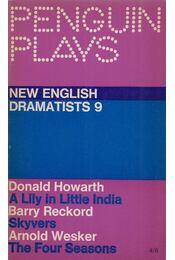New English Dramatists 9. - Michael Billington (ed.) - Régikönyvek