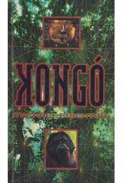 Kongó - Michael Crichton - Régikönyvek