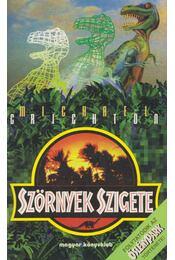 Szörnyek szigete - Michael Crichton - Régikönyvek