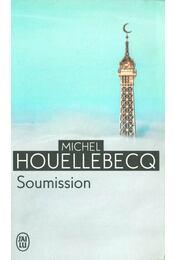 Soumission - Michel Houellebecq - Régikönyvek