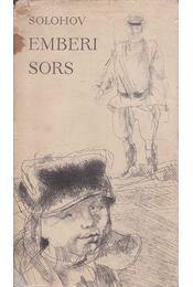 Emberi sors - Mihail Solohov - Régikönyvek