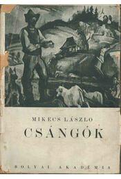 Csángók - Mikecs László - Régikönyvek