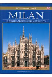 Milan: Churches, Museums and Monuments - Régikönyvek