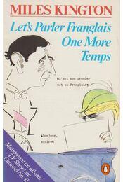 Let's Parler Franglais One More Temps - Miles Kington - Régikönyvek