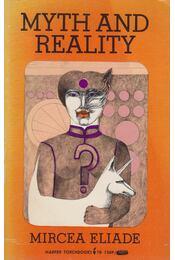 Myth andf Reality - Mircea Eliade - Régikönyvek