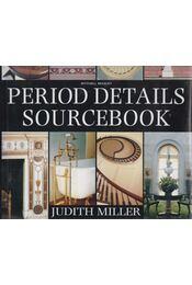 Period Details Sourcebook - Mitchell Beazley - Régikönyvek