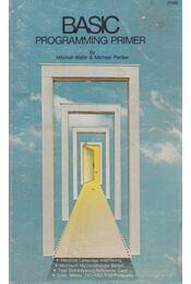 Basic programming primer - Mitchell Waite, Michael Pardee - Régikönyvek