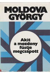 Akit a mozdony füstje megcsapott... - Moldova György - Régikönyvek