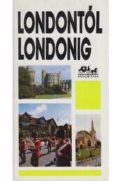 Londontól Londonig - Moldoványi Ákos - Régikönyvek