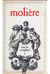 Oeuvres complétes 1. - Moliére - Régikönyvek