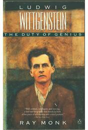 Ludwig Wittgenstein - MONK, RAY - Régikönyvek