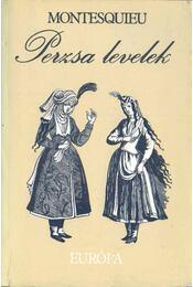 Perzsa levelek - Montesquieu - Régikönyvek