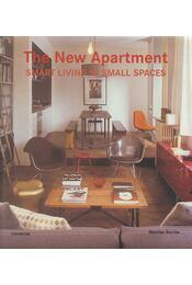 The New Apartment - Montse Borrás - Régikönyvek