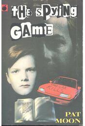 The Spying Game - MOON, PAT - Régikönyvek