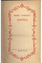 Sokféle - Móra Ferenc - Régikönyvek