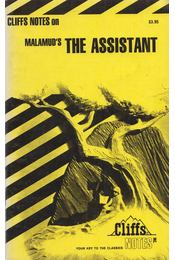 Cliffsnotes on Malamud's The Assistant - Mordecai Marcus (Ed.) - Régikönyvek
