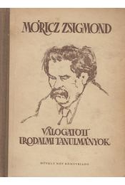Válogatott irodalmi tanulmányok - Móricz Zsigmond - Régikönyvek
