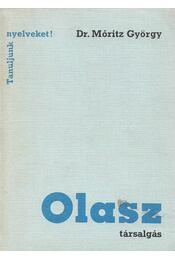 Olasz társalgás - Móritz György - Régikönyvek
