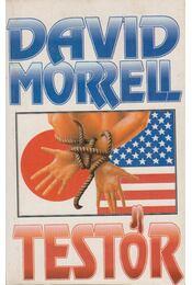 Testőr - Morrell, David - Régikönyvek