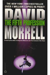 The Fifth Profession - Morrell, David - Régikönyvek