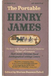 The Portable Henry James - Morton Dauwen Zabel - Régikönyvek